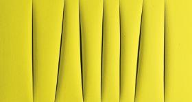 Nel 2017 un'antologica di Lucio Fontana Oltreoceano