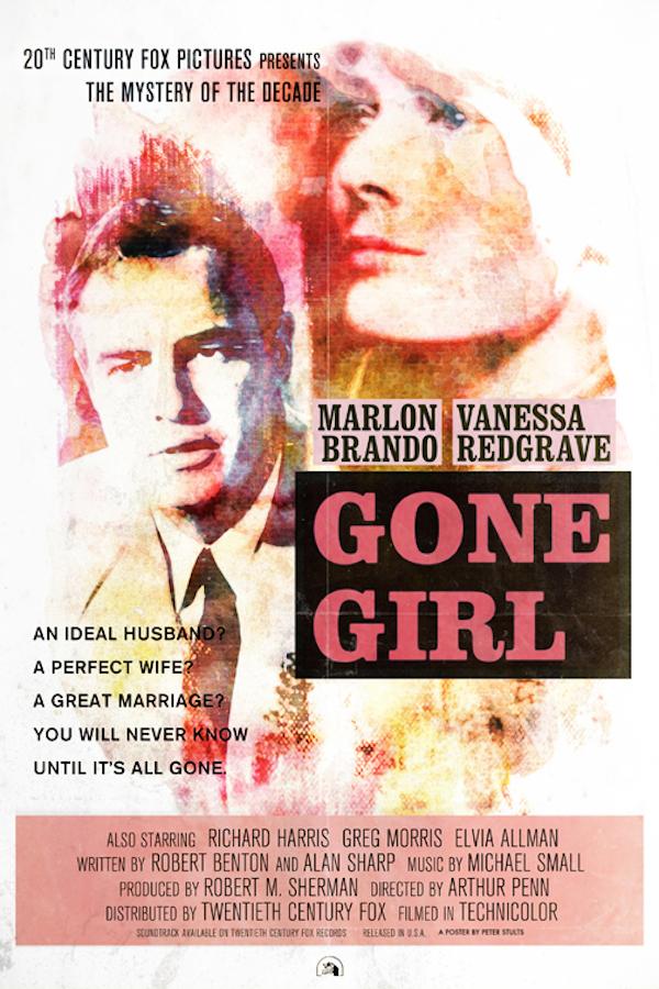 """""""Amore Bugiardo"""" (1968), diretto da Arthur Penn con Marlon Brando"""