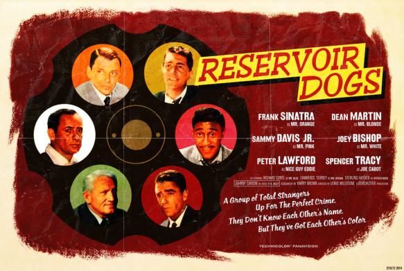 """""""Le iene"""", diretto da Lewis Milestone con Frank Sinatra"""