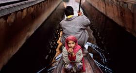 Srinagar, Kashmir, 1996 -