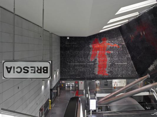 isgrò metro brescia